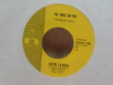 NEW TIME 45RPM RECORD PATTI LA BELLE (THE JOKES ON YOU) # 510B