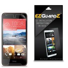 2X EZguardz Clear Screen Protector Shield HD 2X For HTC Desire 628