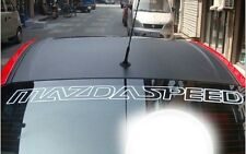MAZDASPEED Decals Windshield Banners Cars Stickers