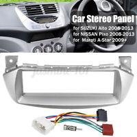 Auto Stereo Radio Blende DIN Rahmen Adapter ISO Für Suzuki Alto Pixo