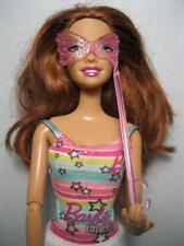 Barbie Doll Access:My Scene Halloween Costume Masquerade Dress up Butterfly Mask