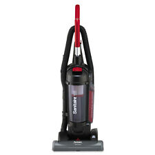 Sanitaire Bagless/Cyclonic Vacuum with Sealed Hepa Filtration Red Sc5845B