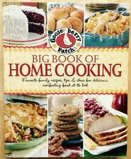 2011 GOOSEBERRY PATCH BIG BOOK OF HOME COOKING COOKBOOK, RECIPES, TIPS, 368 PAGE