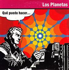 CD SINGLE los PLANETAS que puedo hacer SPAIN rare 1994 3-tracks
