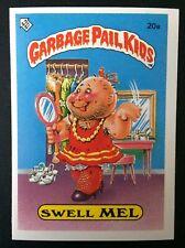 Swell Mel 20a UK Garbage Pail Kids Series 1(1985)Vintage~Topps ~ NMT/MINT