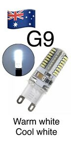 G9 LED Light Bulb 3W Cool White Globe Replace Halogen Lamps