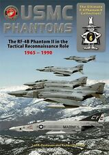 NEW Double Ugly Books USMC McDonnell Phantoms RF-4B in the Tactical Recce Role
