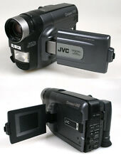 JVC COMPACT VHS CAMCORDER PRO-CISION 5 HEAD SYSTEM ((FOR PARTS))