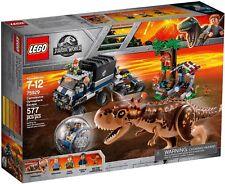 LEGO Jurassic World™ Carnotaurus Gyrosphere Escape #75929 *BRAND NEW & SEALED*