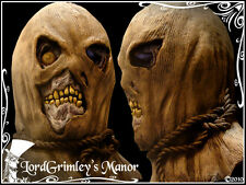 Harvester of Fear Scarecrow Halloween Mask Undead Corn Maze Horror