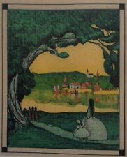 Strindberg, agosto. favola. Dietrich. EA 1916