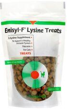 Enisyl-F Lysine Chews / Treats for Cats 6.35 oz (180 gm) Supports Healthy Immune
