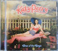 CD - Katy Perry -   One of the Boys  (2008, Capitol)