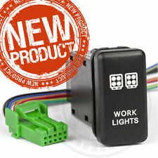 Toyota Hilux light switch WORK LIGHT design, Factory Fitting 2005-2015 Hilux