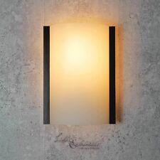 Wandleuchte E27 In Braun Modern Wandlampe NEU Innen Beleuchtung Glas Flur