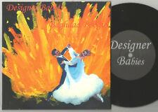 """DESIGNER BABIES Baghdad Boogie / R Mutt 7"""" Vinyl UK 2003 NM/NM"""