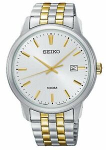 Seiko Gents Neo Classic Dress Watch SUR263P1 NEW