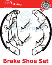 Apec BRAKING Recambio 228mm x 42mm Zapatas de freno tambor Set shu711 (con