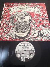 THE SCIENTISTS AU-GO-GO 1984 KIM SALMON AUSTRALIAN RARE PUNK AUSTRALIA LP 45 RPM
