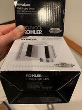 Kohler Awaken Wall Mount Supply Elbow Polished Chrome New in open box