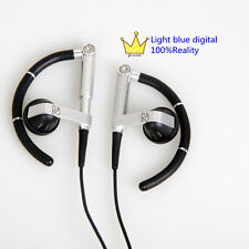 New Genuine Bang & Olufsen BeoPlay Earphones A8 White Anodized Aluminium