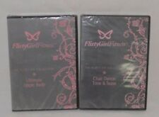 Flirty Girl Fitness: DVD's- Ultimate Upper Body & Chair Dance Tone And Tease