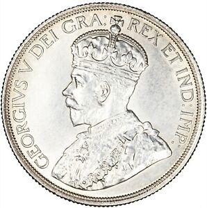 Canada 1936 Dollar CHOICE BU