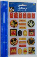 Sandylion MICKEY - Package of Gem Stickers RETIRED'