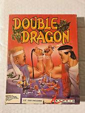 "Double Dragon (PC, 3.5"" Floppy Disc, 1987) IBM, Arcadia, Trade West - Super RARE"
