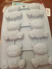 Silicone jelly cake Model chocolate Mould teddy bear