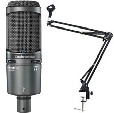 Audio-Technica AT2020USB+ Plus + Gelenkarmstativ