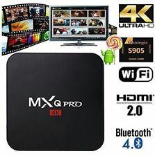 📺 2018 MXQ Pro Android TV Box Amlogic S905x Android 7.1Ultra 4k HD Streamer 📺