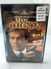 The Man with the Golden Gun (DVD, 2000) New Sealed