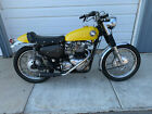 1968 Norton N15CS  1968 Norton Matchless N15CS 750 Motorcycle  1-Family Owned  Matching Numbers