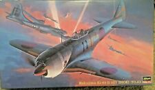 1/48 Japanese Nakajima Ki-44-II Hei Shoki (TOJO) -- Hasegawa JT36