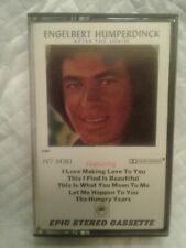 Engelbert Humperdinck, After the lovin', cassette, 1976 CBS Inc. PET 34381, Epic