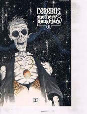 Lot Of 3 Cerebus Comic Book Mothers Daughters #11 29 and Guys #17 AB7