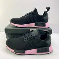NEW! Adidas Originals NMD R1 Black Pink Sneakers Women's Size 6.5 (EF4272) Shoes