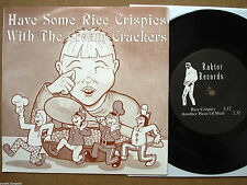 "Cream Crackers ‎– Have Some Rice Crispies With The Cream Crackers 7""  Single"
