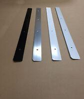 Kitchen Worktop Breakfast Bar Edging Joining Strips Trims 630mm *BULLNOSE STYLE*