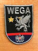 AUSTRIA PATCH POLICE SWAT SRT WEGA - ORIGINAL!