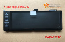 "Original Battery Apple MacBook Pro 15"" Unibody A1286, 2009-2010 only, A1321"