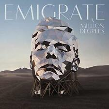 EMIGRATE A MILLION DEGREES CD LIMITED CD EDITION (Released November 30th 2018)