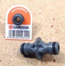 2 Gardena Kupplungen / Übergang für Schlauchverlängerung / Verbindung  931 - 50