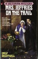 Mrs Jeffries on the Trail by Brightwell, Emily Paperback Book The Fast Free