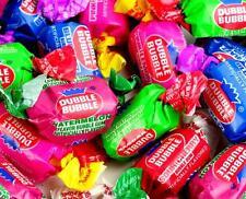 Dubble Bubble Assorted Fruit Gum Flavor 3 Pound 210pc Bulk Baseball Buffet