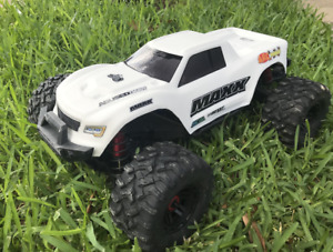 *FITS* 1/10 Traxxas 4s Maxx BODY DECALS ONLY Traxxas MAXX - Unbreakable Stickers