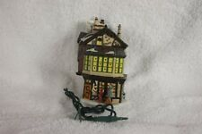 Dept 56 #4021330, Ebenezer Scrooges House, Mini tree decoration