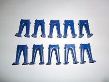 Playmobil Beine 10 Stück Royal Garde Husar Gardist blau Puppenhaus Klicky