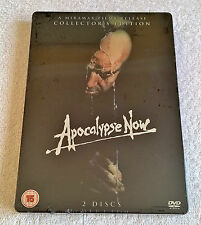 Apocalypse Now (DVD, 2008) - Collector's Edition - Steelbook - New & sealed